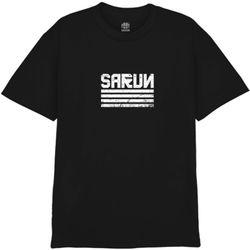 [사쿤][티셔츠] T-NEW K4(BLACK)