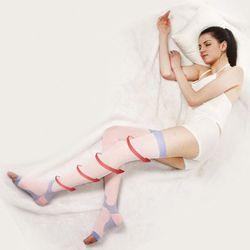 일본히트 수면압박스타킹 무릎 압박 밴드