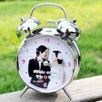 알람시계 Simple 커플알람시계