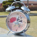 알람시계 사랑과존경 1 커플알람시계