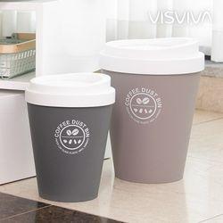 커피 원형 휴지통 홈 SET(5L+9L)