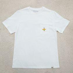 [Organic cotton] Surfer pocket (발목양말 선물)