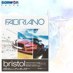 A3파브리아노 브리스톨스케치북 B02/유화용/250g/20매