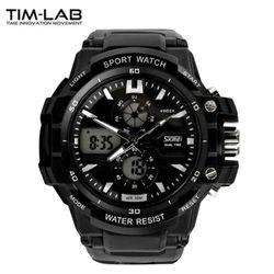 [TIM-LAB] 남성 스포츠시계 전자손목시계 방수 0990