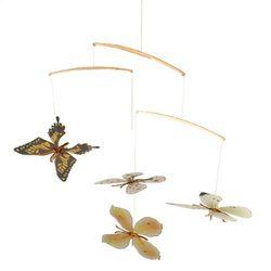 한국의 나비4종 모빌세트