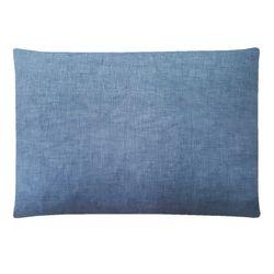 블루진네이비 아사거즈 패딩베개커버 [70x50]