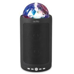 actto 엑토 LED 미러볼 블루투스 스피커 BTS-06