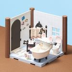 [하코룸] 곰의 학교 화장실 키트