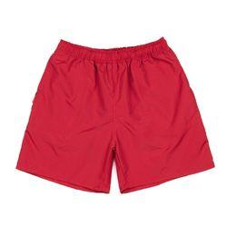 COMFORT HALF PANTS - RED