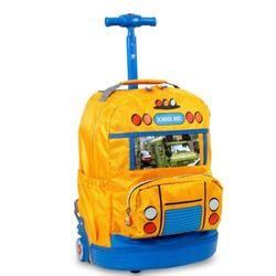 어린이캐리어 SCHOOL BUS KRB-003 소풍가방키즈가방