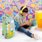 유아캐리어 RFS 키즈 사바나 놀이가방어린이롤링가방