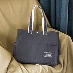 [Da proms] The Tote bag - charcoal