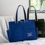 [Da proms] The Tote bag - blue