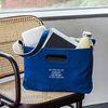 [Da proms] The Handle bag - Blue