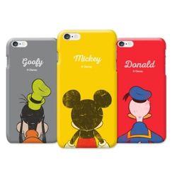 디즈니 비하인드 슬림핏 하드케이스.노트5(N920)