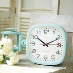 (keon001)북유럽  양면시계 민트