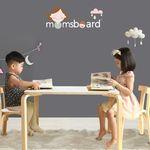 맘스니노책상세트  유아 어린이 테이블