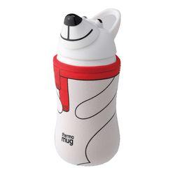 한국공식판매 써모머그 애니멀보틀 - 흰곰(정품)
