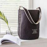 [Da proms] The Bucket bag - Charcoal