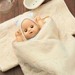 [무료배송] 친환경 아기목욕타올 신생아속싸개