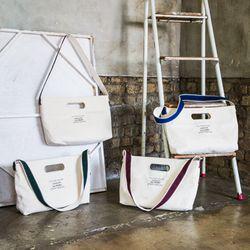 [Da proms] The Handle bag - Natural