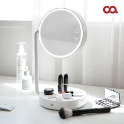오아 블링 LED 조명 화장거울 탁상거울 무드등 스탠드