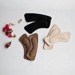 여자구두 발뒷꿈치 패드 보호 쿠션