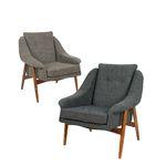Retro Sofa Fabric 1인(레트로 소파 패브릭 1인)
