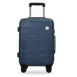 비아모노 VAGS9015 네이비 20인치 캐리어 여행가방