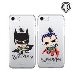 [무료배송] 배트맨&슈퍼맨 키드 젤리케이스