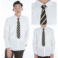 남자 아이보리 교복셔츠 학생복  교복
