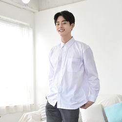 남자 박스핏 교복셔츠 교복몰 셔츠