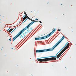 [SET] Summer Stripe Set