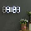 루미너스 3D LED 벽시계(탁상겸용)