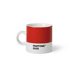 New 팬톤 에스프레소컵(레드)