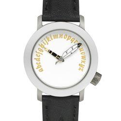 Writer 28mm 문학 스위스무브먼트 쿼츠 손목시계