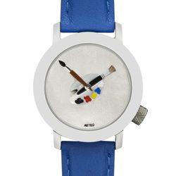 Paint02 28mm 미술 스위스무브먼트 쿼츠 손목시계