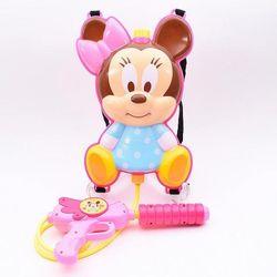 디즈니 베이비 미니마우스 배낭 물총