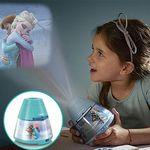 필립스 디즈니 겨울왕국 엘사 LED 프로젝터 md013