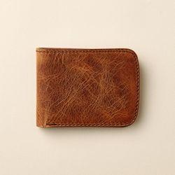 바이폴드 슬림 반지갑 Bifold slim wallet JB812-010