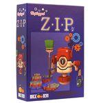 언플러그드 집(zip)코딩교육보드게임