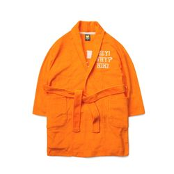 WHYKIKI ROBE - ORANGE