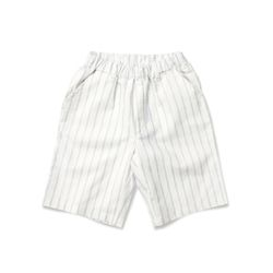 WAVE STRIPE PANTS - SKY BLUE