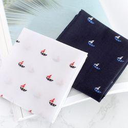 Medium Tempo Handkerchief - 돛단배