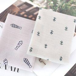 Medium Tempo Handkerchief - 미니손수건 시그널