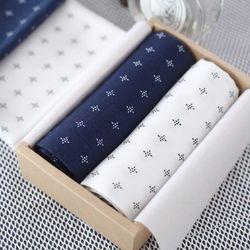 MediumTempo Handkerchief - 포커스 2종 손수건세트