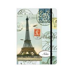 Cavallini 노트(소)-Vintage Paris