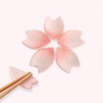 체리블로썸 젓가락 받침대 (꽃잎1개)