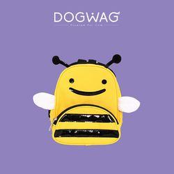강아지 꿀벌가방 배변가방