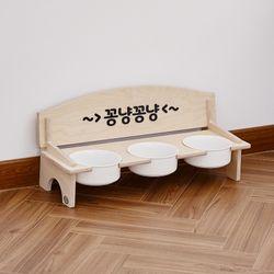릴리브 테이블 3구 세라믹식기